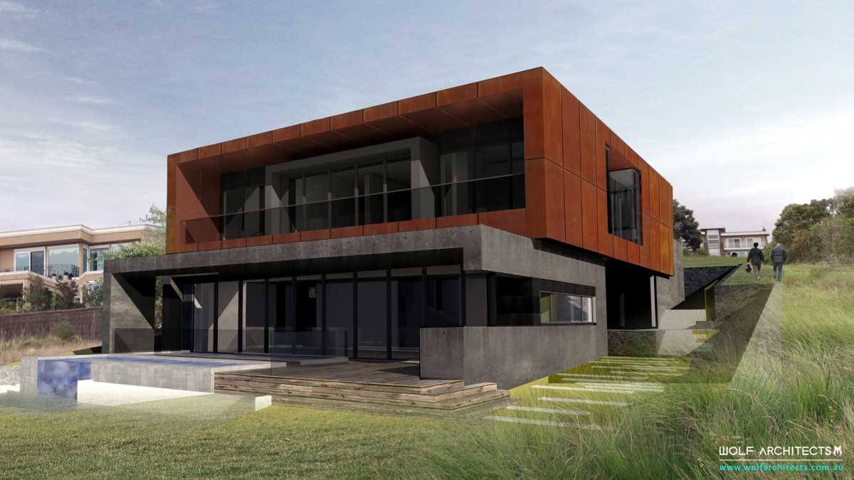 Ocean View luxury home
