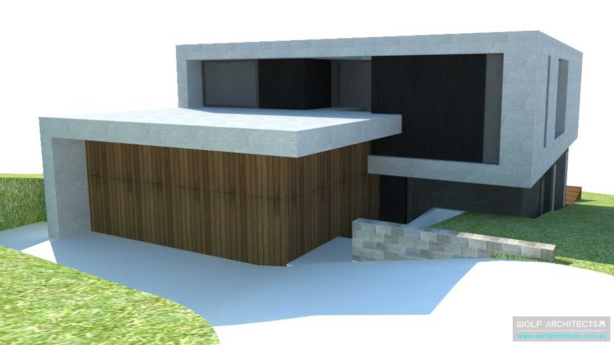 contemporary modern luxury home