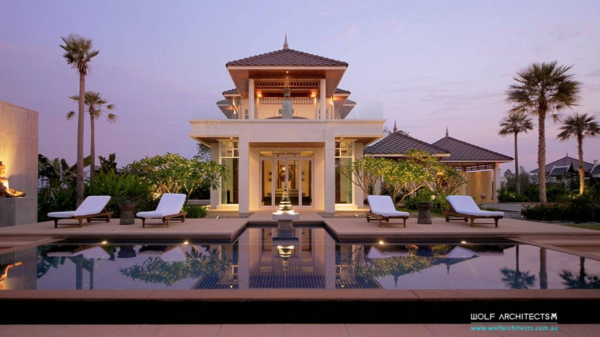 pattaya house villa