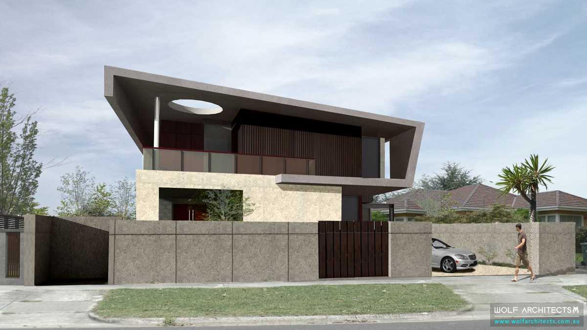 Modern Bangkok Suburban house