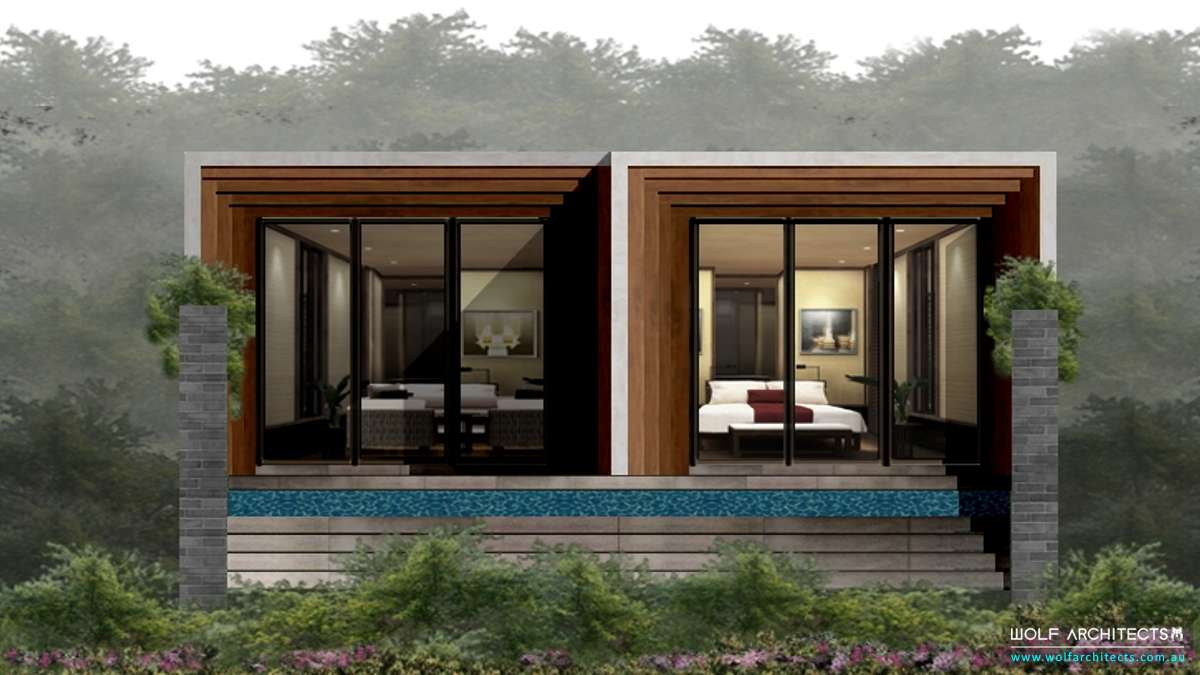Phuket Villa design