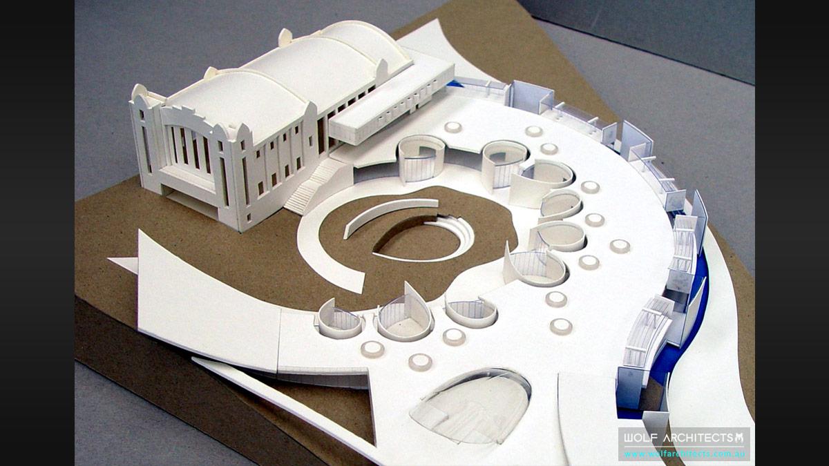 StKilda triangle concept